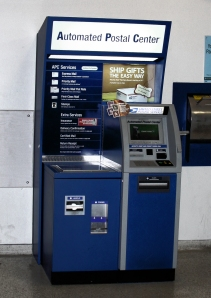 US Mail Stamp Dispenser