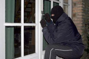 1 burglar