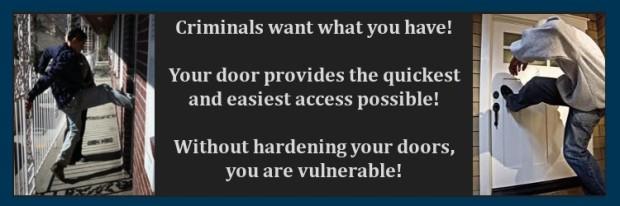 criminal door