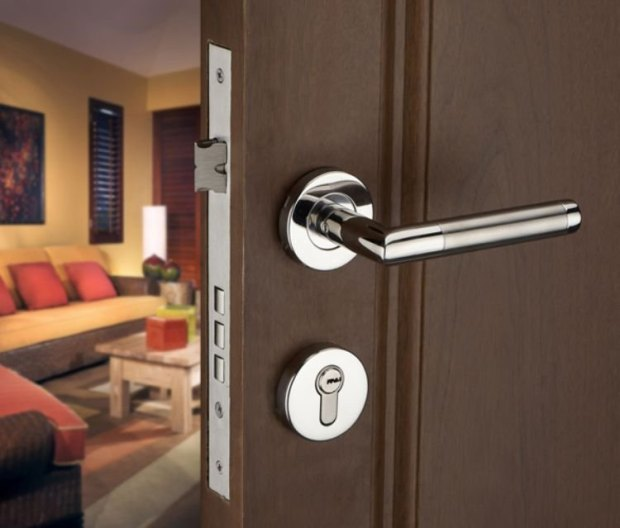 deadbolt door