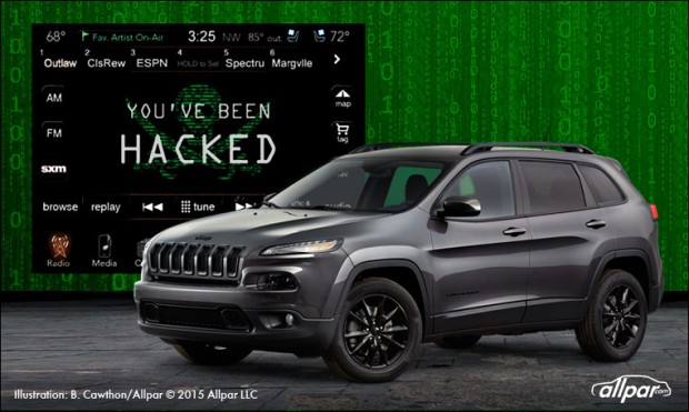 Jeep Cherokee Hack