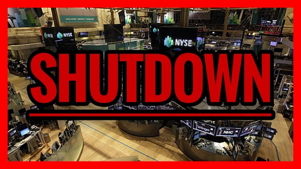 NYSE Shutdown