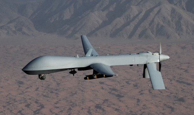 deadly drone