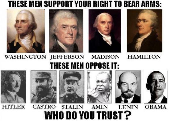 second amendment gun control