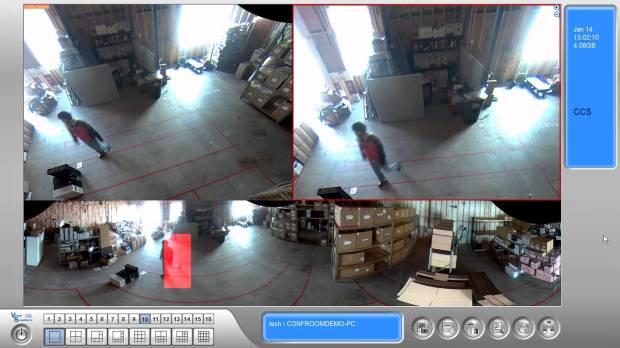 video monitoring technology