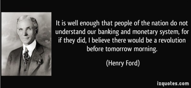 henry ford economic collapse
