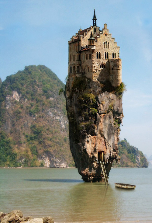 island house rock