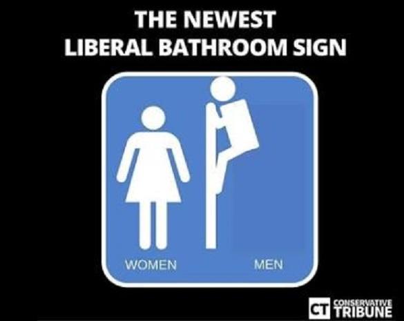 transgender bathroom target