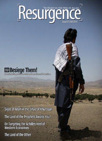 ISIS Terror Magazine