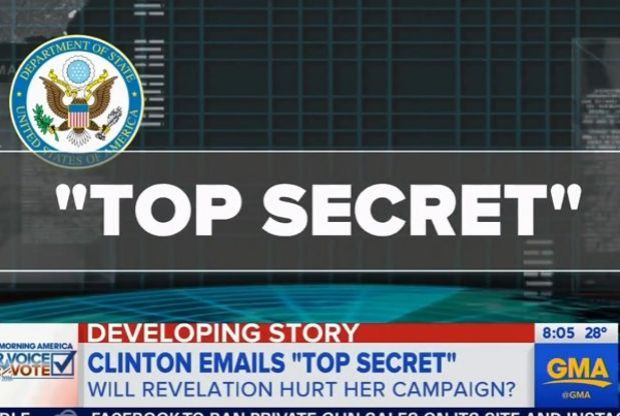 top secret hillary emails