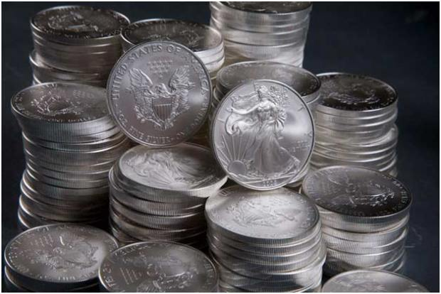 silver-eagle-coin-stash